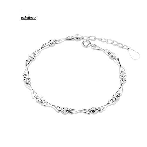 Lắc tay bạc LT210