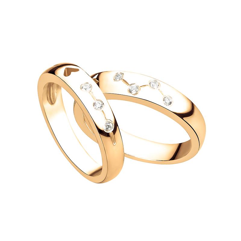 Nhẫn cưới NC1015