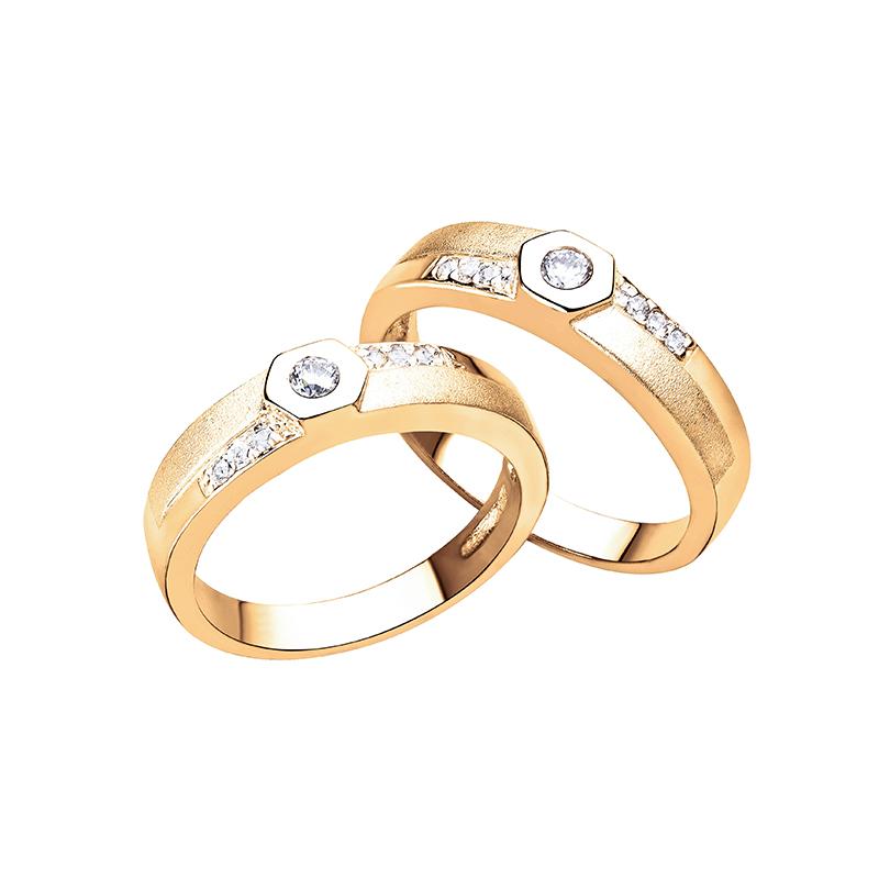 Nhẫn cưới NC1022